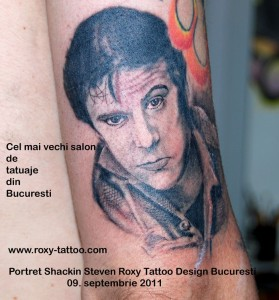 saloane salon tatuaje tatuaj  piercing Bucuresti Roxy Tattoo