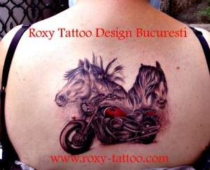 salon tatuaje piercing Roxy Tattoo Design Bucuresti