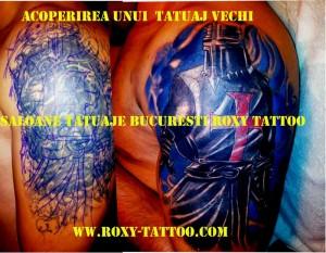 saloane tatuaje bucuresti roxy