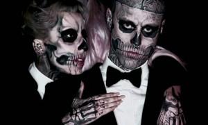 Lady Gaga si Ricks Genest