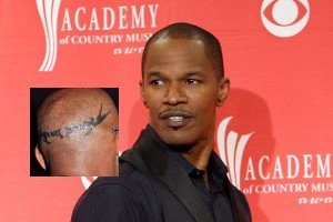 Jamie Fox Tattoo