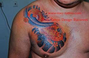 tatuaje piept
